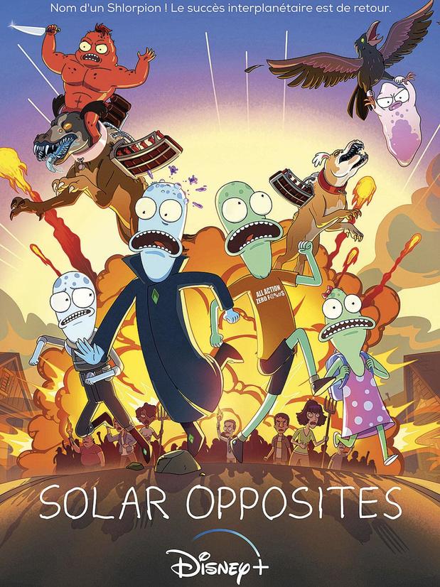 Solar Opposites (saison 2)