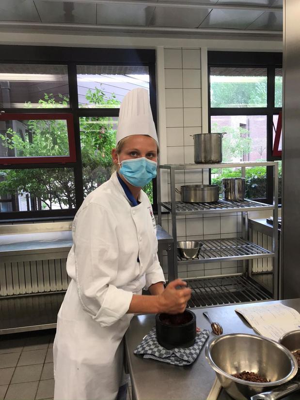 Bieke Moerman (sp.a) uit Diksmuide neemt afscheid van West-Vlaamse politiek en wordt kok