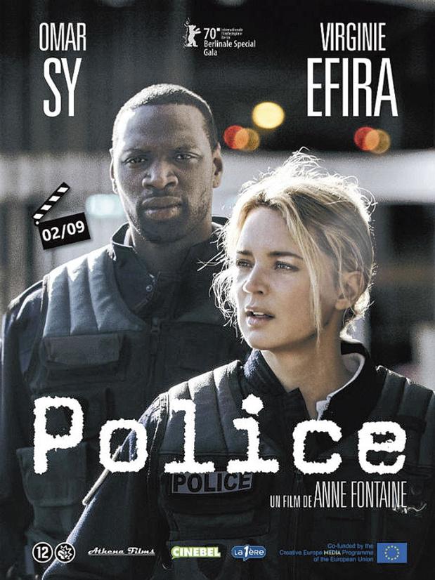 [Critique ciné] Police, quelque peu hors sujet