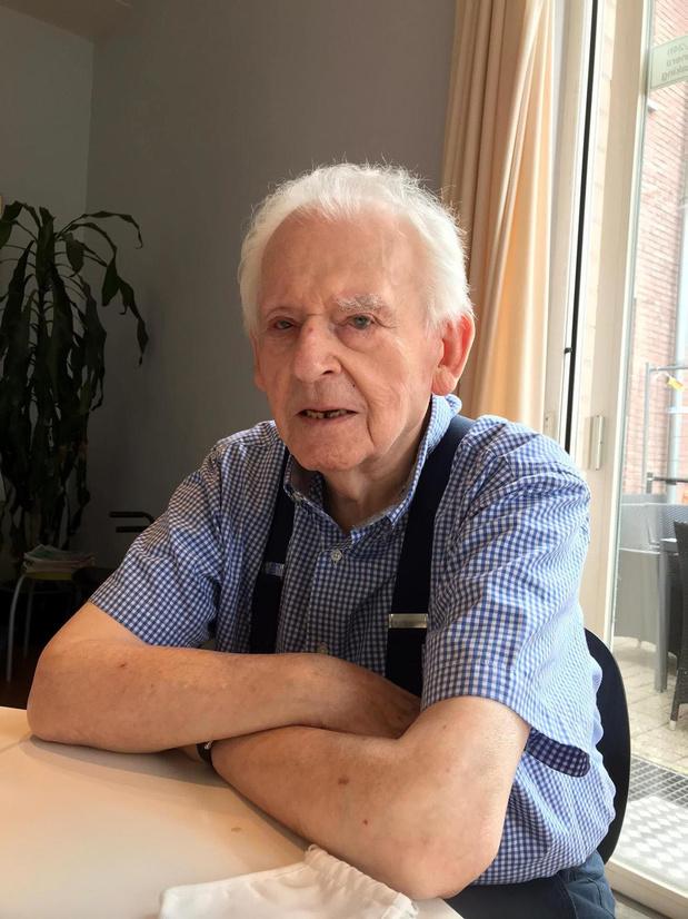 Rusthuisbewoner Roger Lybaert (89): 'De kunst is om geen te hoge verwachtingen te hebben'