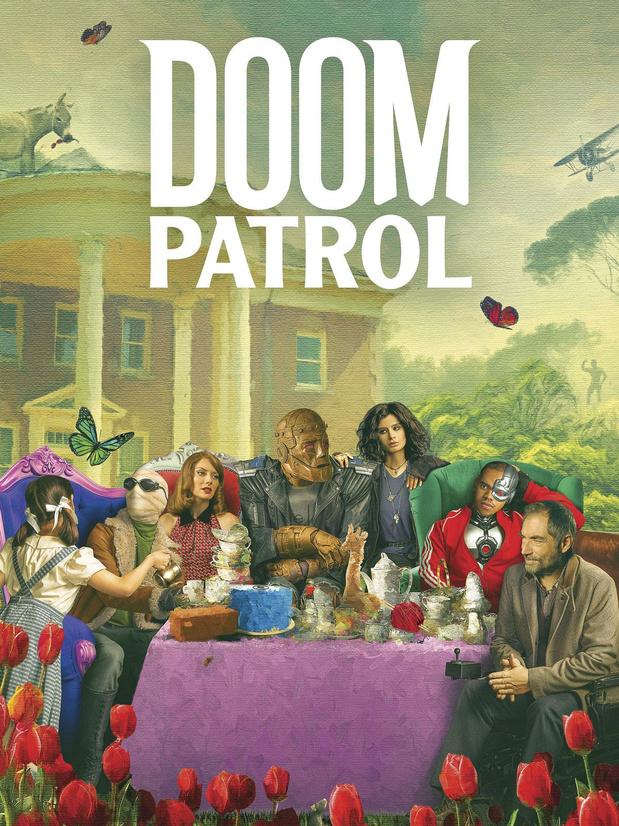 Doom Patrol - seizoen 2