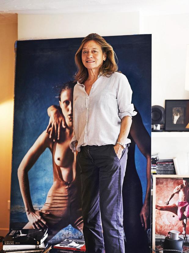 Sylvie Lancrenon, photographe des people