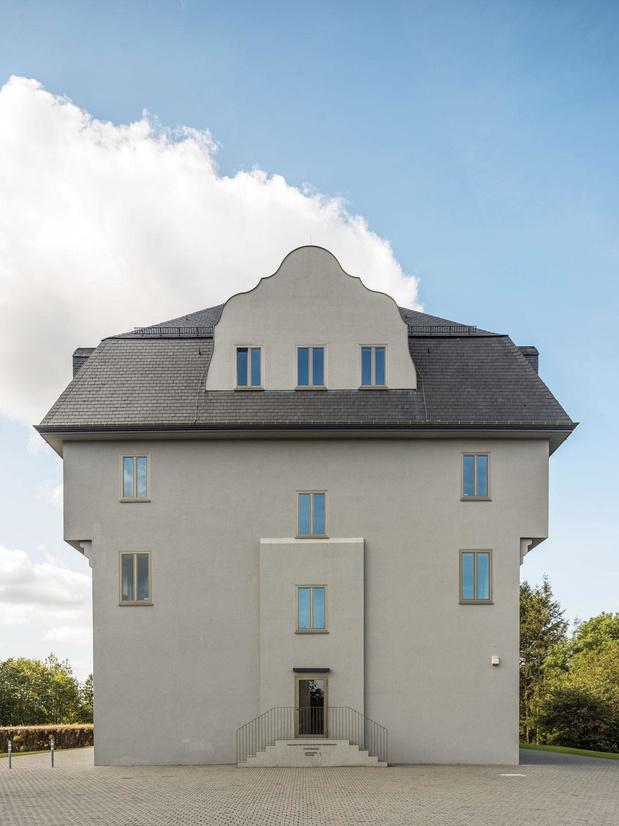 Balade: le grand prix de Francorchamps... d'architecture