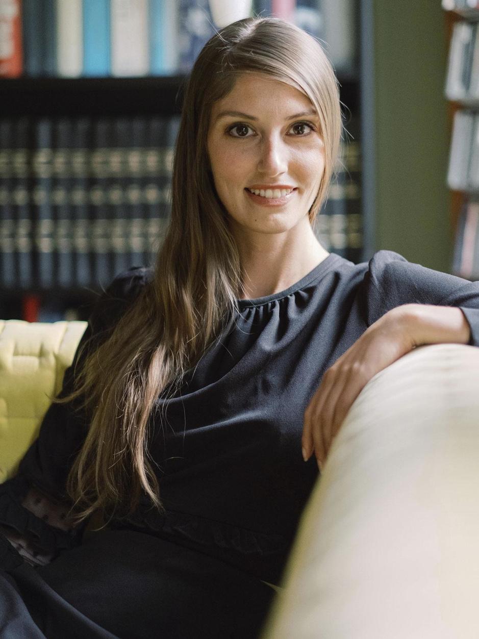 Katrien Herdewyn (Elegnano): Le meilleur des deux mondes
