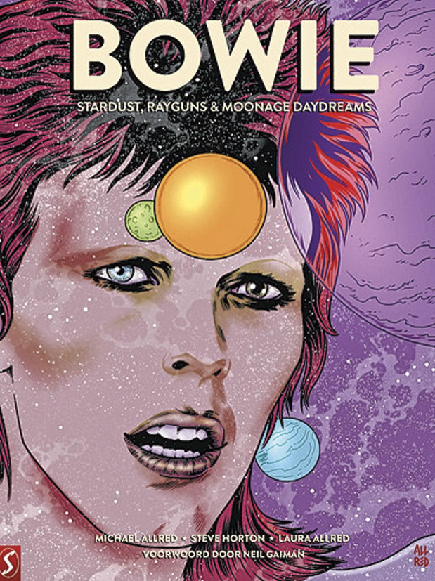 Bowie, Stardust, Rayguns & Moonage Daydreams