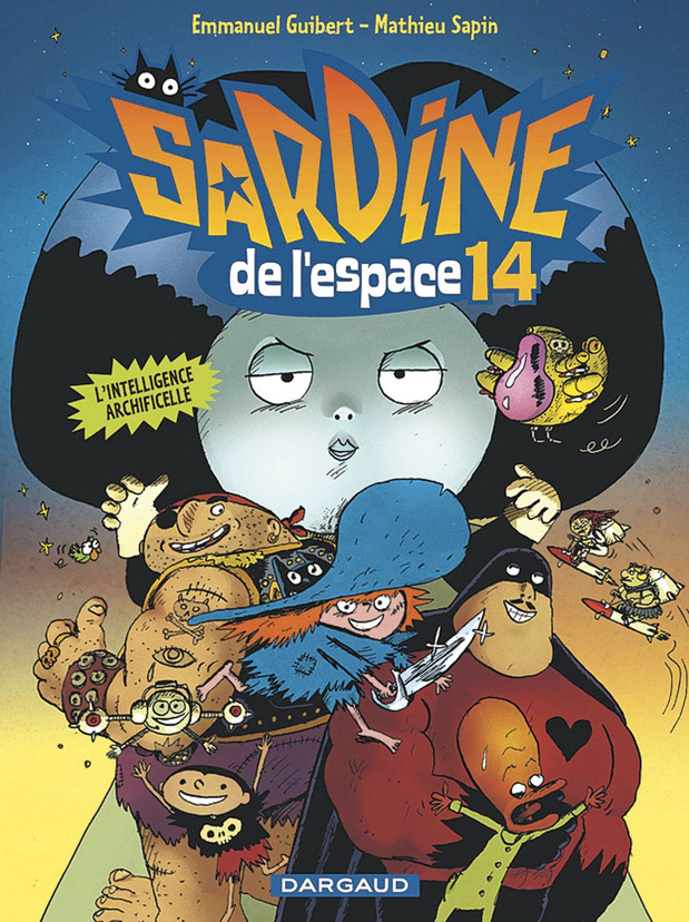 La sardine de l'espace