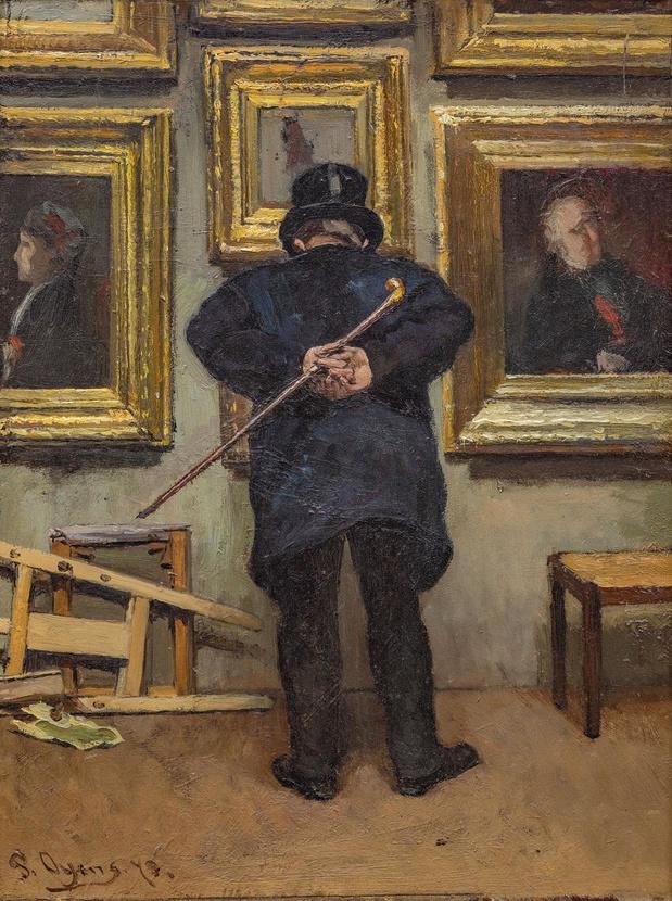 Art et argent au 19e siècle
