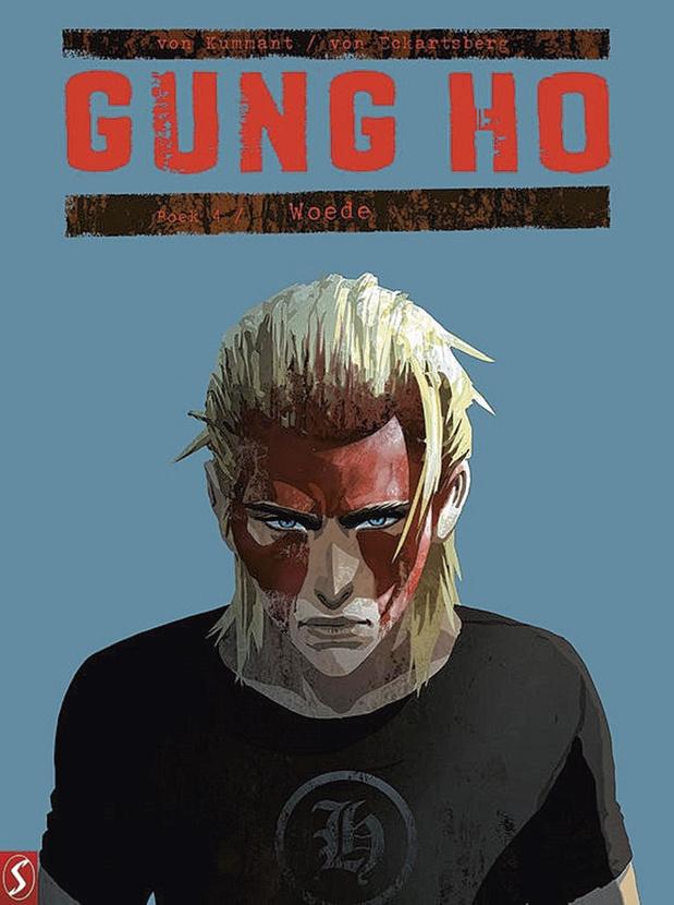Woede (Gung ho 4)
