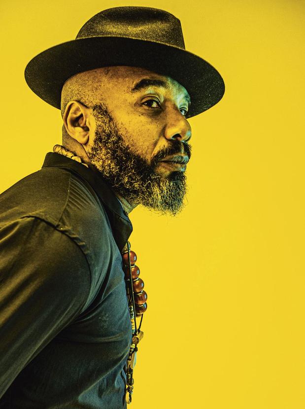 """Anthony Joseph: """"Les mots-clés de ce disque, c'est Black Lives Matter, George Floyd, printemps, Covid et spiritual jazz"""""""