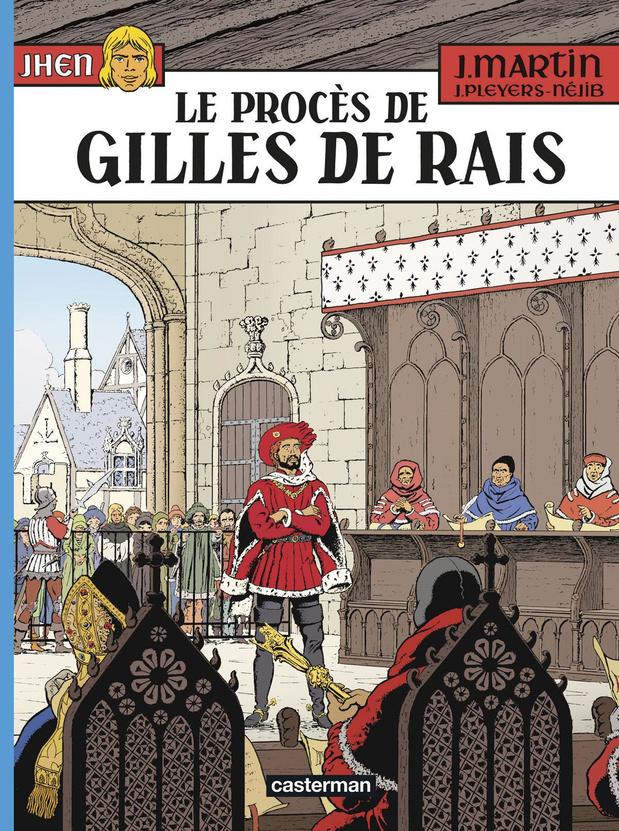La flamme de Gilles
