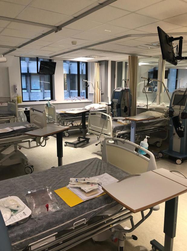 Les centres de dialyse sous pression