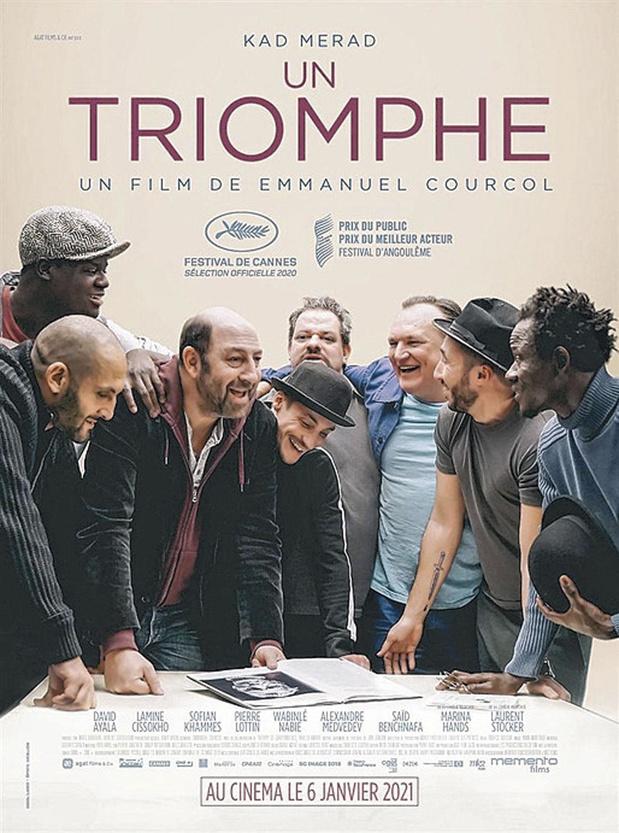 [critique ciné] Un triomphe, d'Emmanuel Courcol