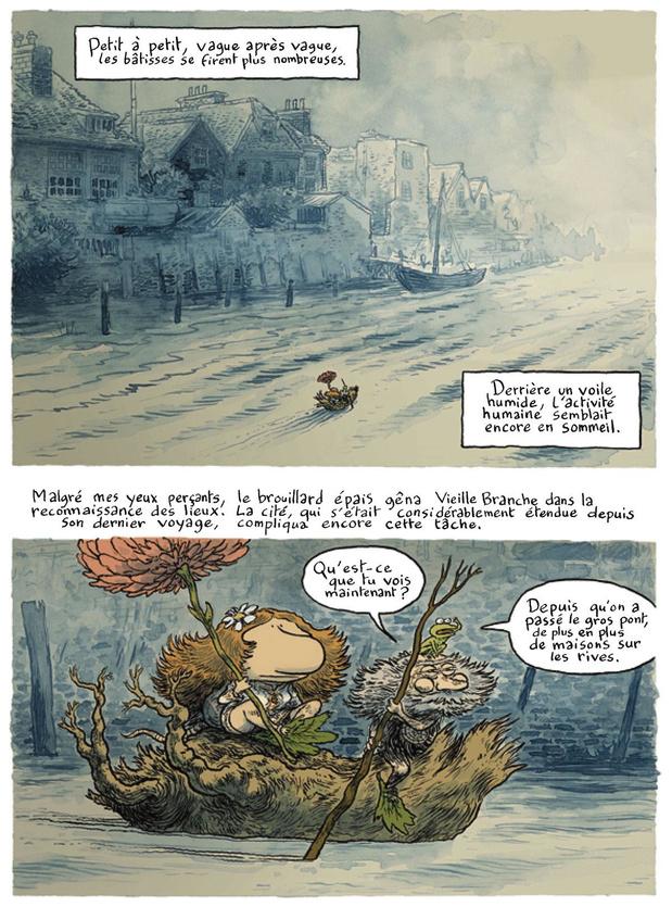 [La BD de la semaine] Le Grand voyage de Rameau, de Phicil