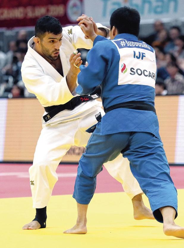 Hoe Iraanse wereldkampioen Mongoliër werd