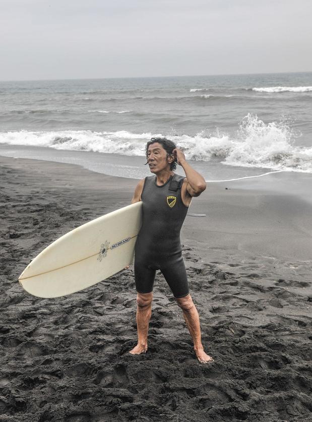 Le surf aux JO de Tokyo, reflet du Japon d'aujourd'hui