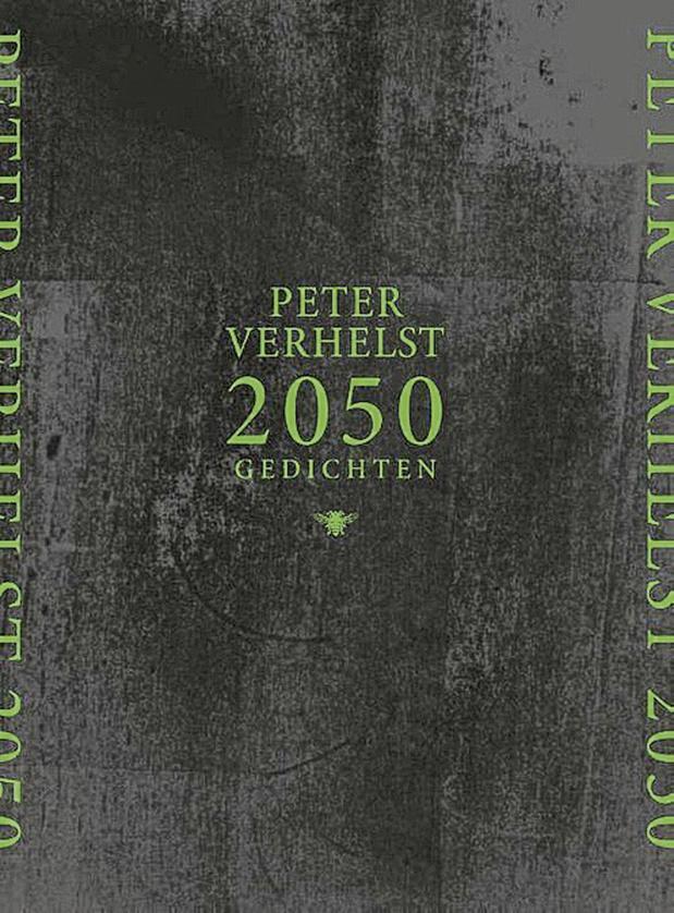5x dichtbundel Peter Verhelst
