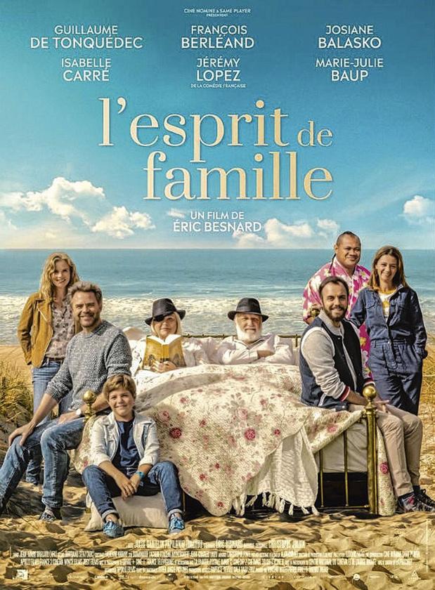 [Critique ciné] L'Esprit de famille, tellement bienveillant qu'il en oublie souvent d'être drôle