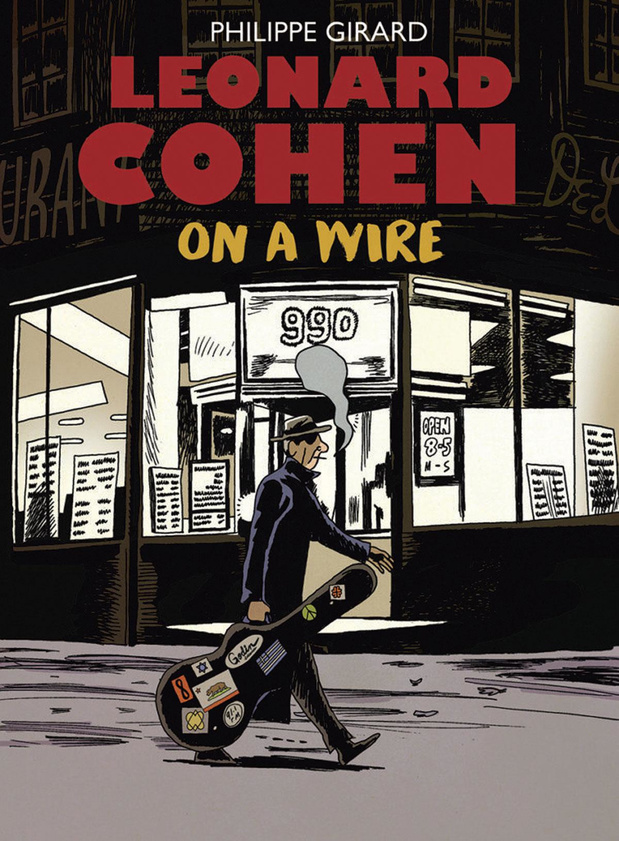 2 Leonard Cohen: On a Wire
