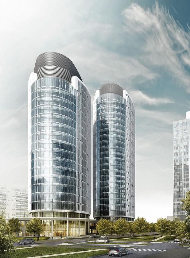 La Régie des Bâtiments va acheter la tour Möbius II
