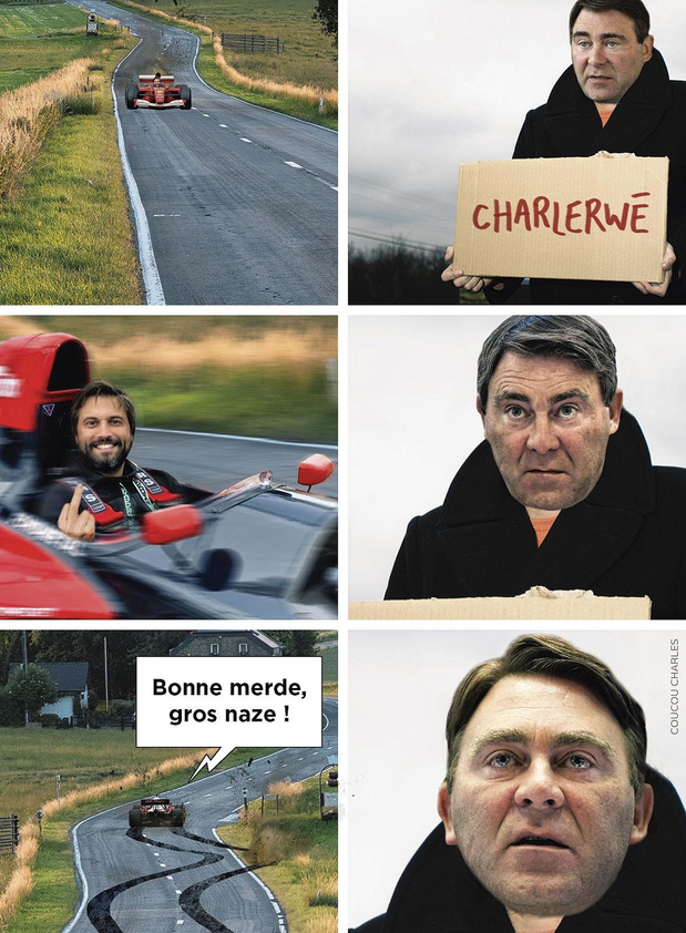 Denis vs Georges-Louis: fin du game