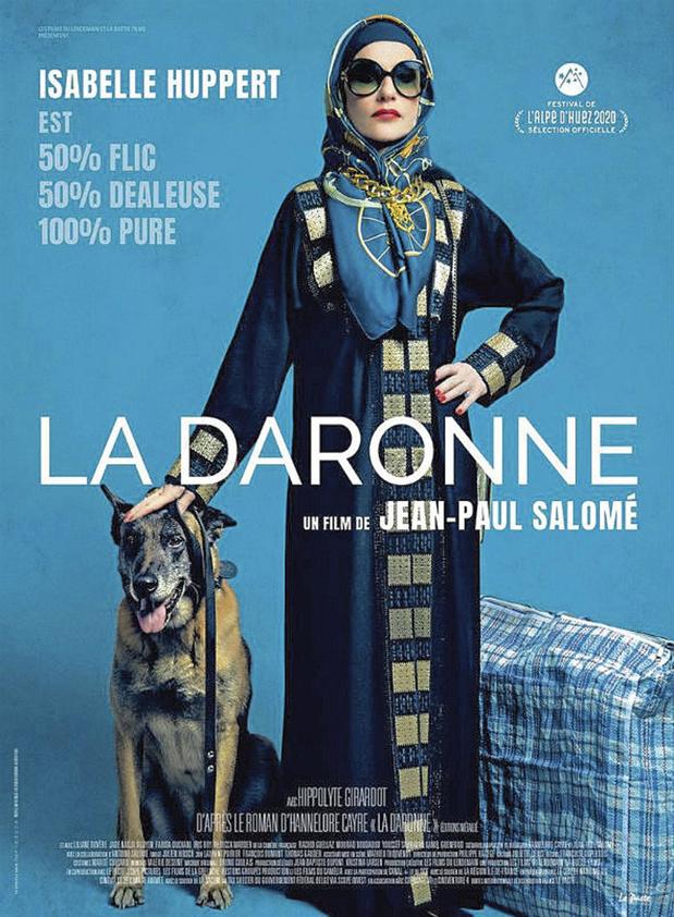 [Critique ciné] La Daronne: Isabelle Huppert sait tout faire