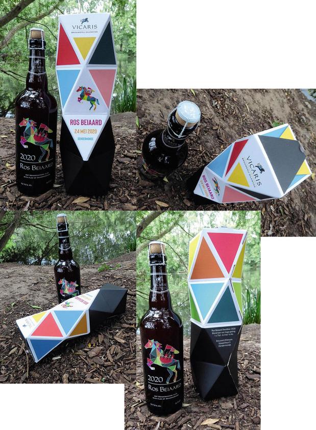 3Motion maakt luxeverpakking voor Vicaris-bier