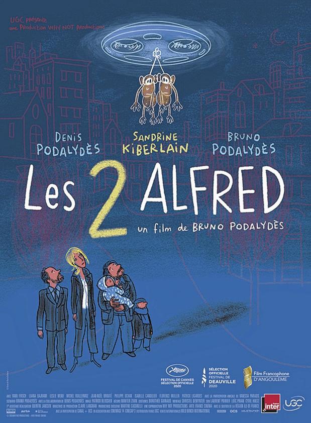 [critique ciné] Les 2 Alfred: un régal