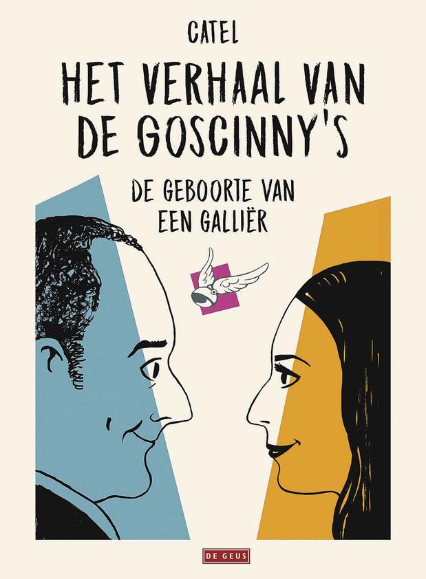 Het verhaal van de Goscinny's - De geboorte van een Galliër