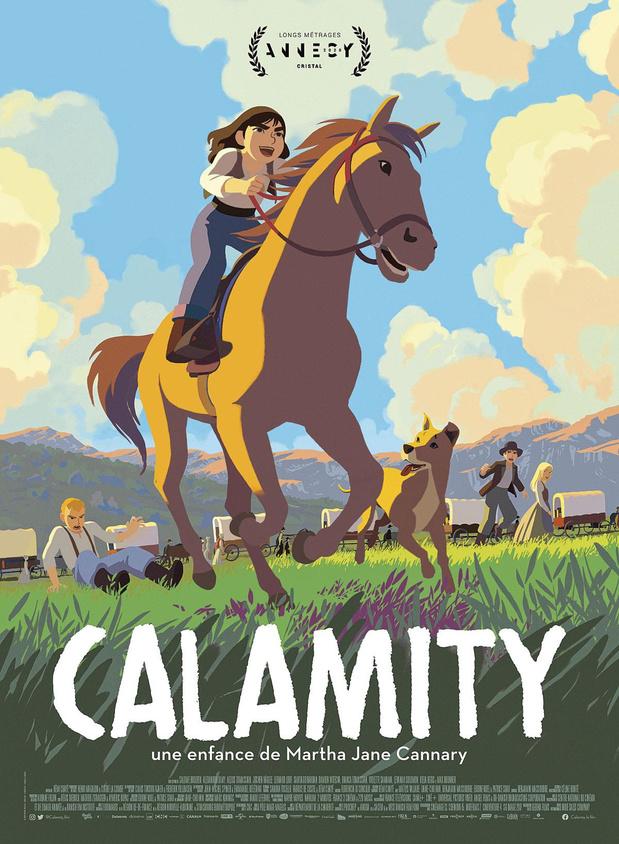 10x2 places pour Calamity