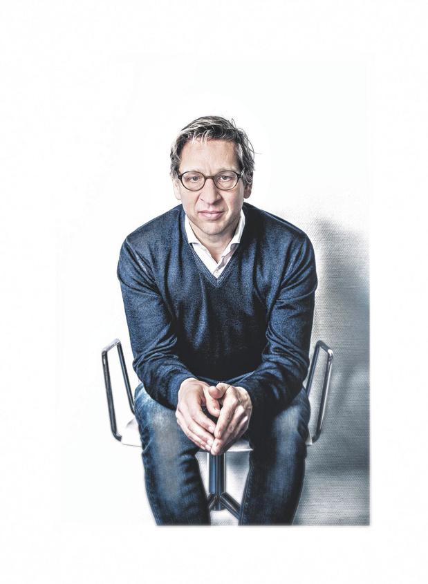 Renaud Witmeur, l'Eliot Ness de Liège (portrait)