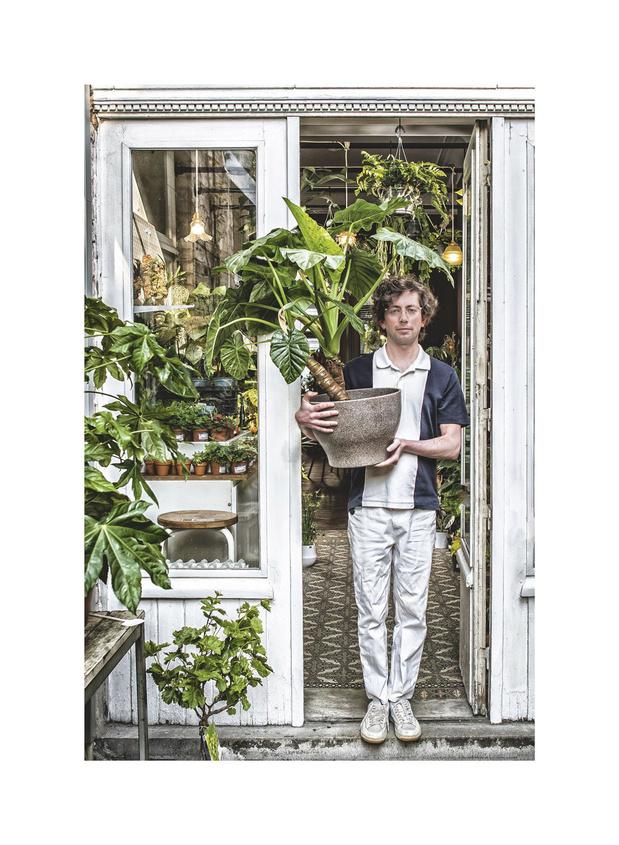 'Een plant is elke dag anders'