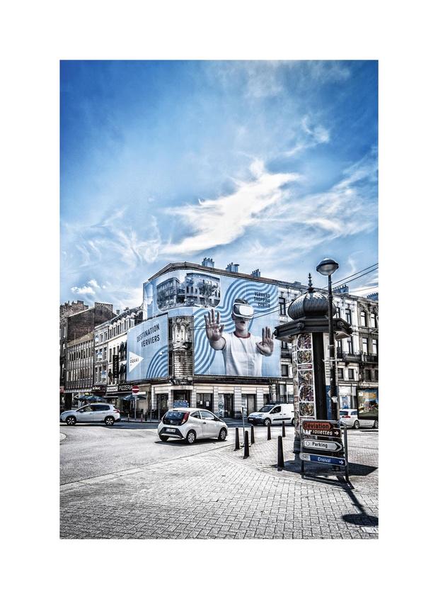 Verviers, opération survie en centre-ville
