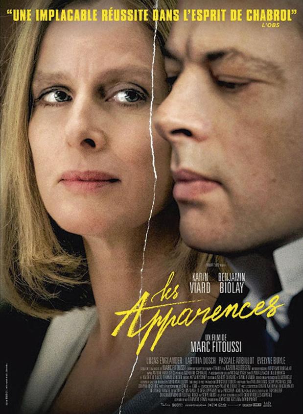 [Critique ciné] Les Apparences, un thriller mollasson et peu crédible