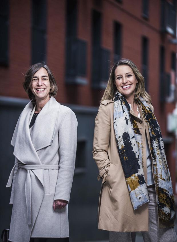 Vastgoedtoppers Siham Rahmuni en Sophie Lambrighs: 'Zolang vastgoed rendement biedt, blijft het begeerd'