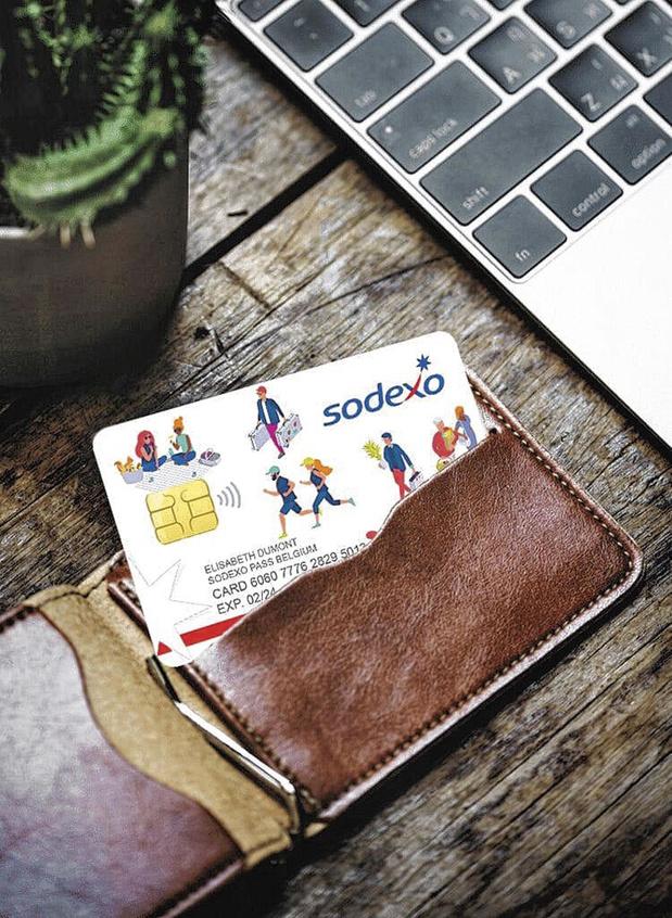 100 % électronique chez Sodexo