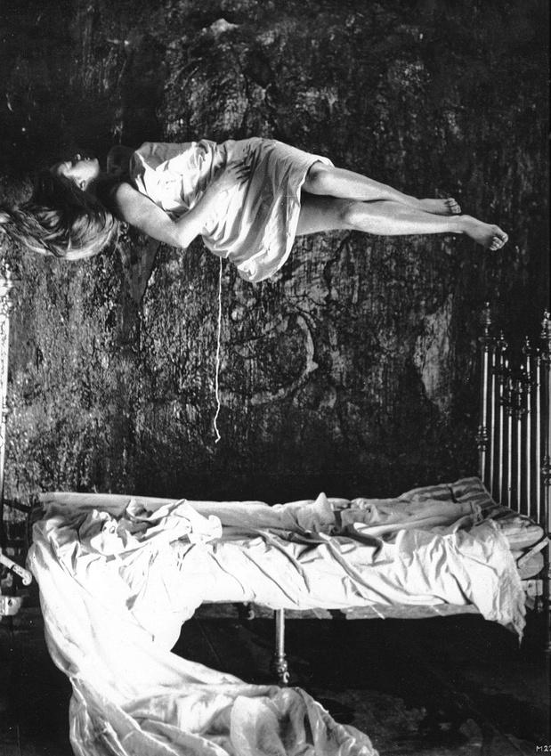 Tarkovski en lévitation