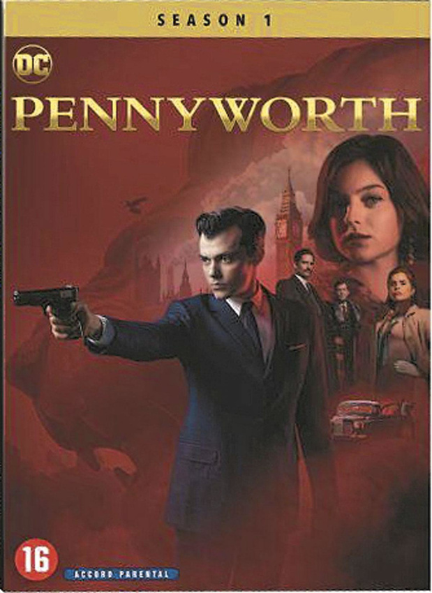 Pennyworth (saison 1)