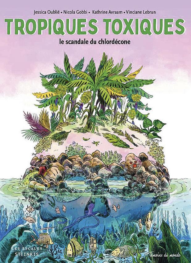 Crime d'état aux Antilles