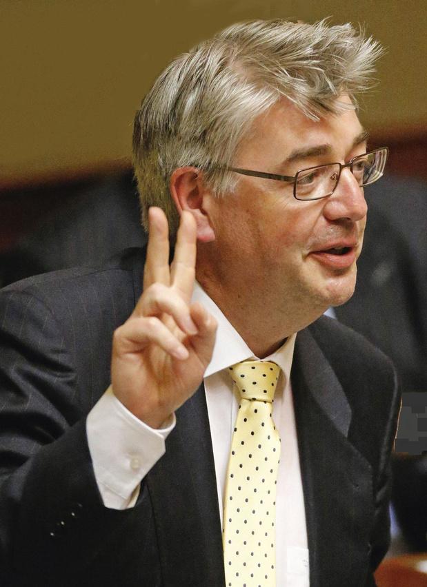 'Volmachten voor budgettair beleid zijn moeilijk'