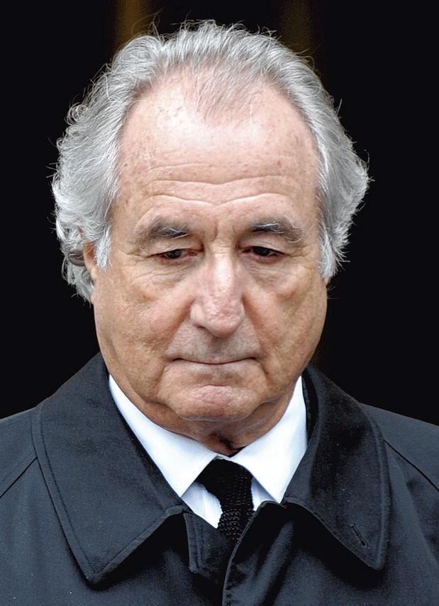 Bernard Madoff est mort en prison