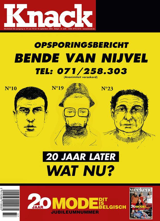 'Frans Verleyen, Johan Anthierens en Frank De Moor, dat waren heel gewone mensen'