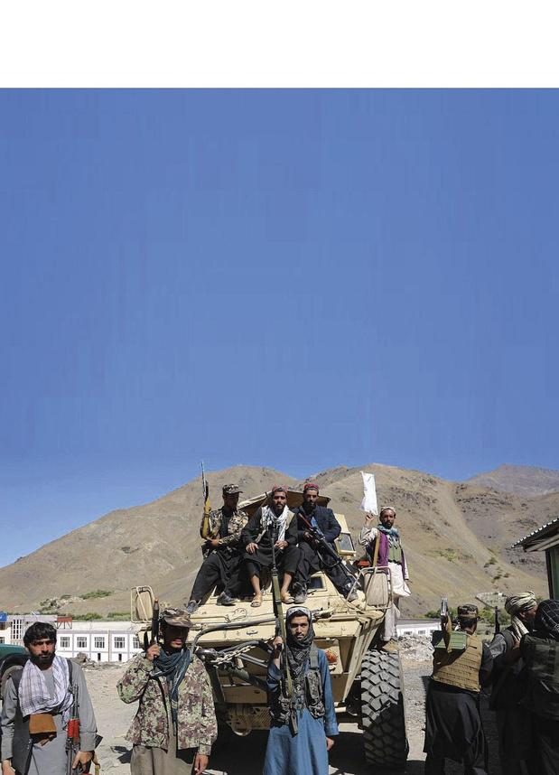 Afghanistan: la résistance n'est pas morte