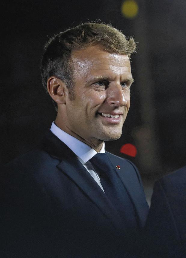 Élections présidentielles françaises: jusqu'ici tout va bien pour Macron