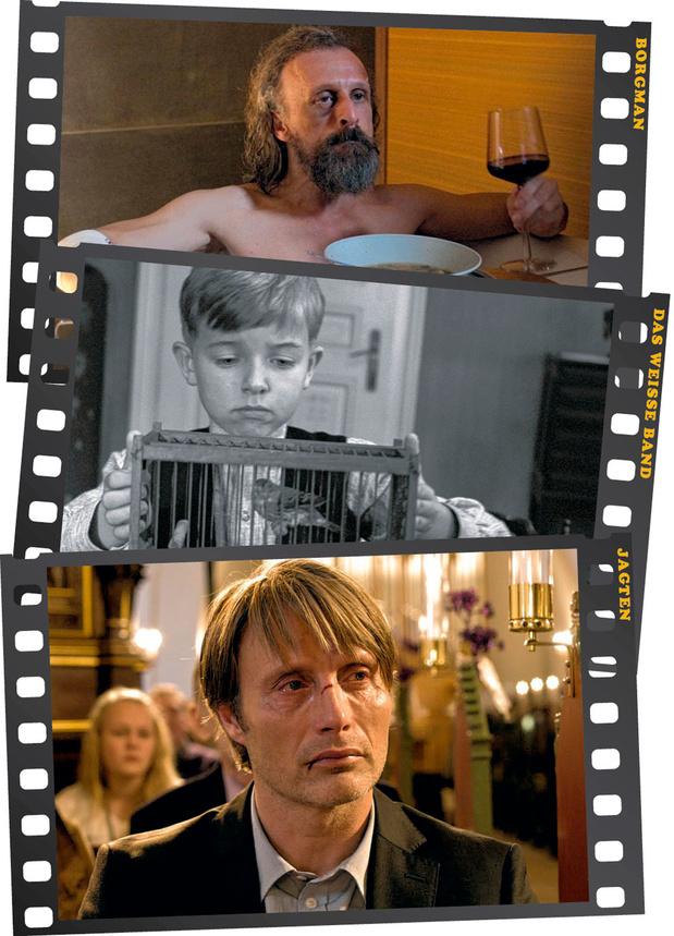 3 De meest orangistische: Cinemember