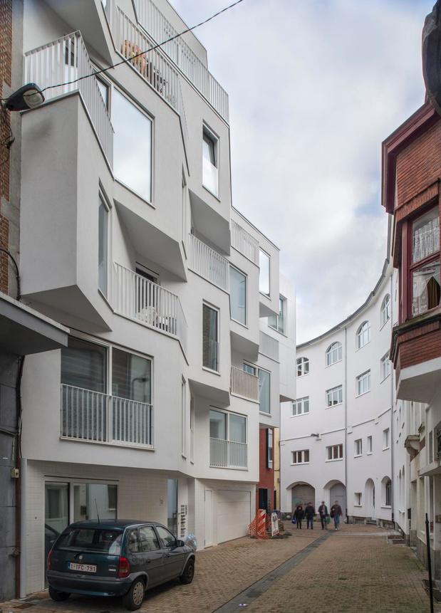 À Namur et alentour, l'architecture s'amuse en ville