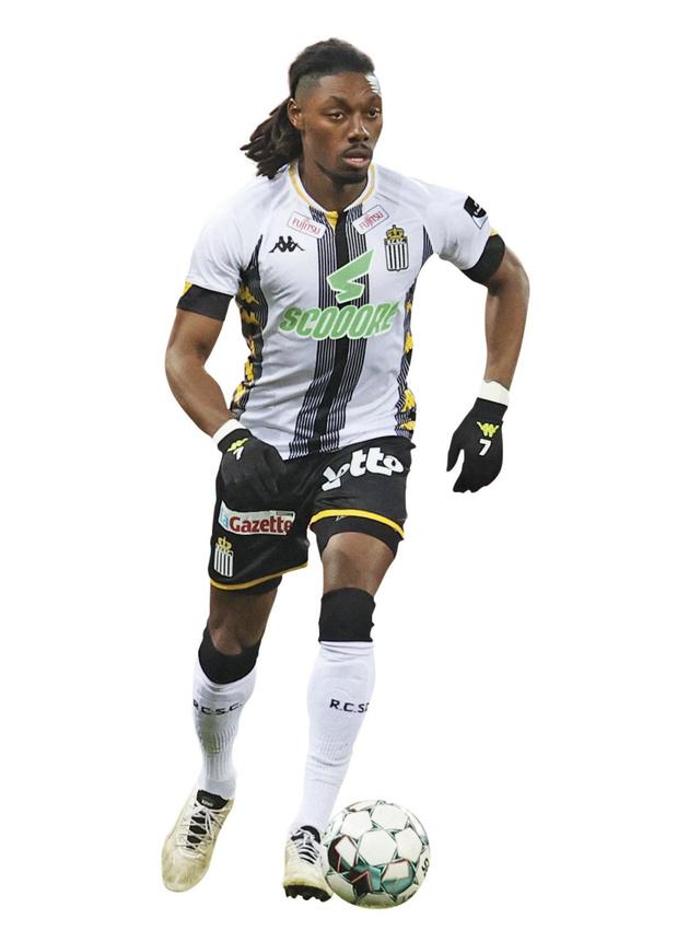 """Jordan Botaka: """"Quand on sait d'où je viens, Charleroi, pour moi, c'est comme jouer au Real Madrid"""""""