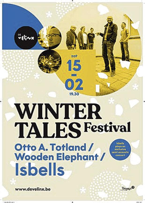 5x2 tickets Winter Tales
