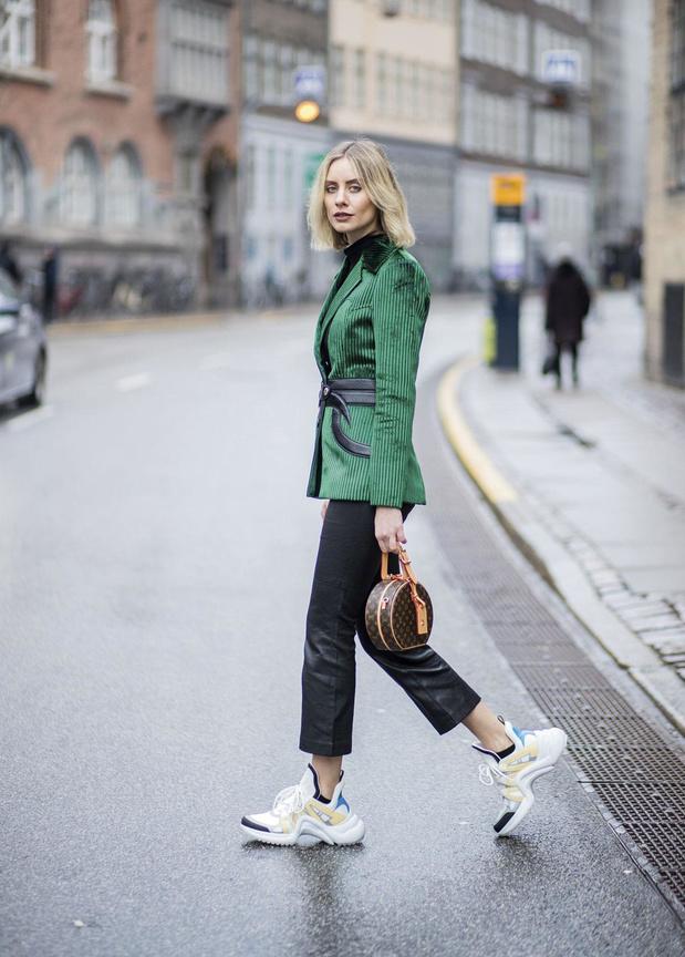 La running shoe, it accessoire des fashionistas