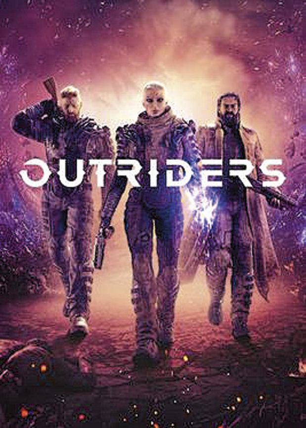 5x game Outriders