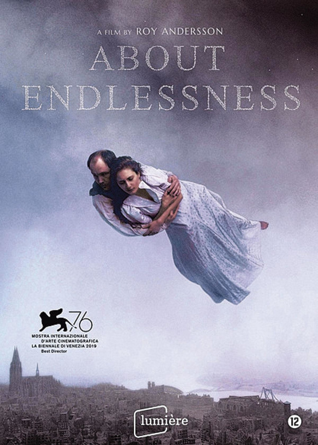 5x dvd About Endlessness